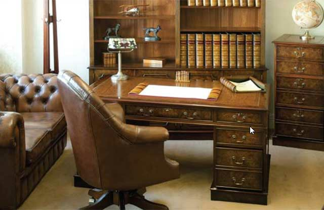 The Desk Centre Uk English Reproduction Furniture